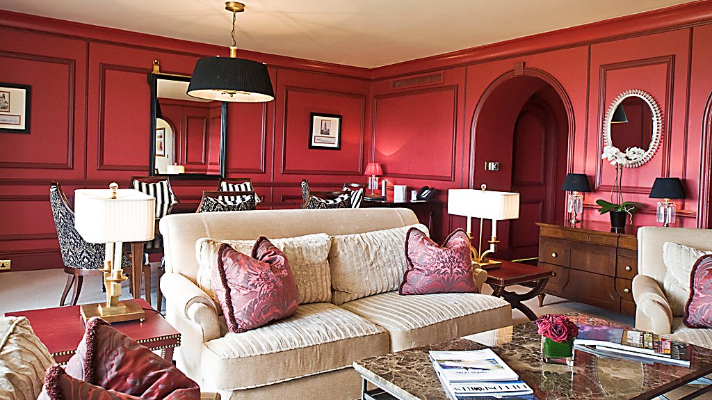 Deluxe Suite at Old Course Hotel