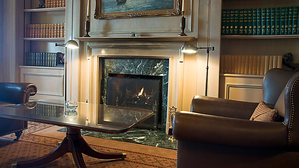 The Library at Old Course Hotel