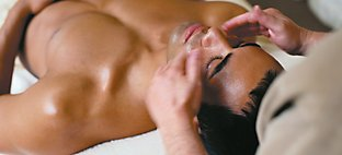 Treatments for Men at Kohler Waters Spa