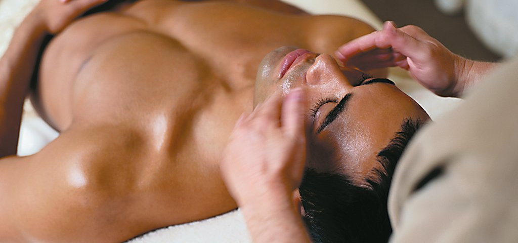Men's Treatments at Kohler Waters Spa