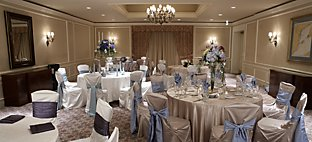 Wedding Reception Venue at The American Club