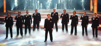 Distinguished Guest Series - The Ten Tenors Performance