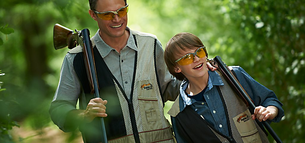 River Wildlife Father and Son Trap Shooting