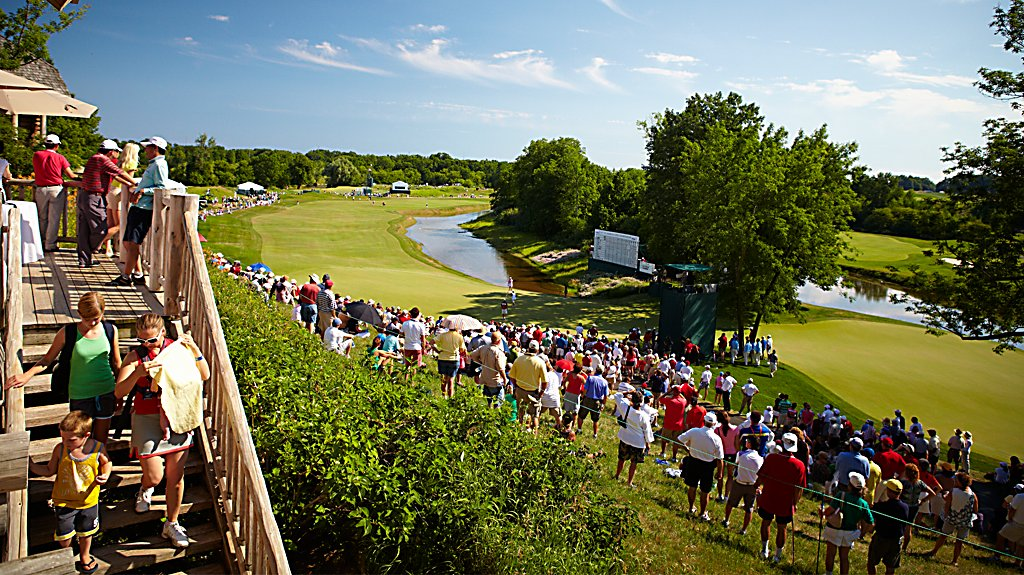 2012 US Women's Open at Blackwolf Run