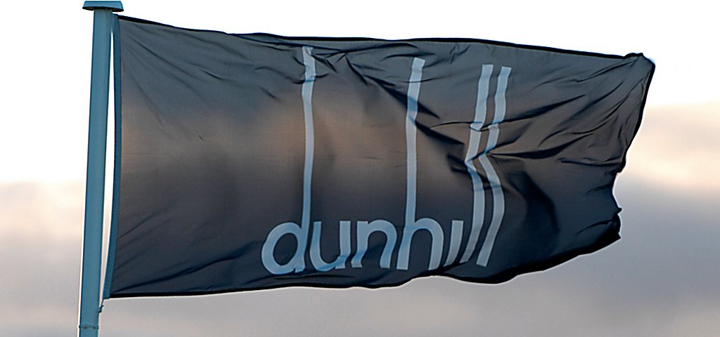 Alfred Dunhill Links Flags