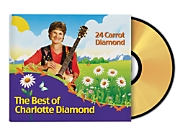 24 Carrot Diamond CD