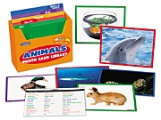 Animals Vocabulary Development Photo Card Library