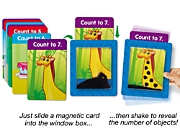 Shake & Reveal Counting Cards