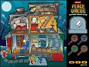Place Value Mystery House Interactive Game