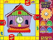 Read the Clock! Time Interactive Game