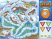 Hazard Mountain: Inference Interactive Game