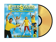 Exersongs: Music That Makes Fitness Fun! CD