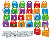 Alphabet Learning Locks