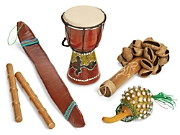 Sounds of Nature Instrument Set