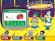Can Do! Interactive Word Families Game