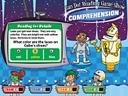 Can Do! Interactive Comprehension Game