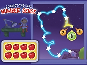 Connect-The-Dots Number Sense Interactive Games
