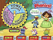 Let's Learn Phonics! Interactive Game Show