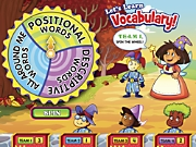 Let's Learn Vocabulary! Interactive Game Show