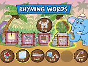 Pick-A-Trick Rhyming Words Interactive Game
