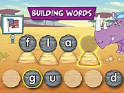 Pick-A-Trick Building Words Interactive Game