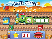 Link-To-Learn Letter Sounds Interactive Game