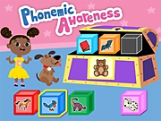 Phonemic Awareness Interactive Games