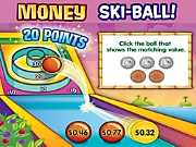 Money: Ski-Ball! Ticket-To-Win-It Interactive Arcade Game