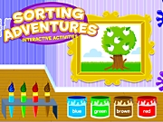Sorting Adventures Interactive Activities