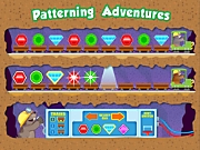 Patterning Adventures Interactive Activities