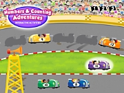 Numbers & Counting Adventures Interactive Activities