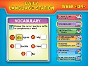Daily Interactive Language Station - Gr. 5-6