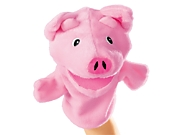 Big Mouth Animal Puppet - Pig