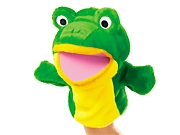 Big Mouth Animal Puppet - Frog