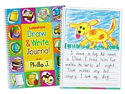 Draw & Write Journal - Each