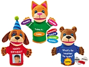 Circle Time Activity Puppets - Complete Set