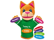 Days of the Week Circle Time Puppet