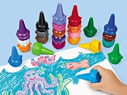 Chunky Critter Crayons