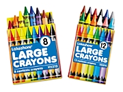 Lakeshore Large Crayon Packs