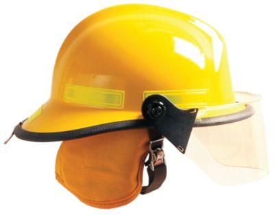 MSA Cairns modern fire helmet