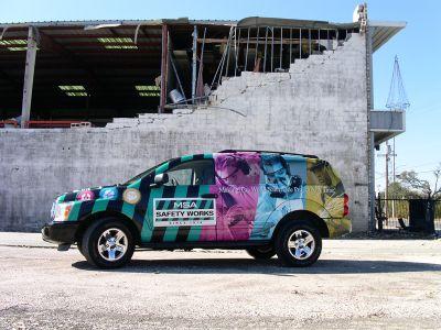 Hurricane Katrina and MSA Safety Works