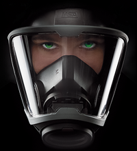 G1 Full Face Mask Respirator Msa The Safety Company