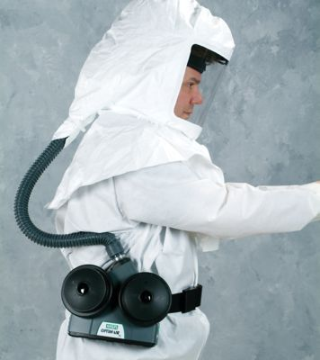 Powered Air Purifying Respirators (PAPR) | MSA - The Safety ...