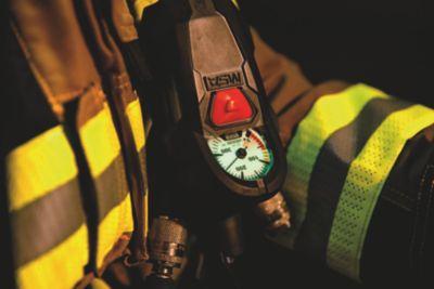 SLS Monitoring Unit closeup