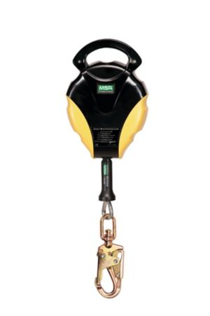 MSA Workman Sealed-Retracting Lifeline