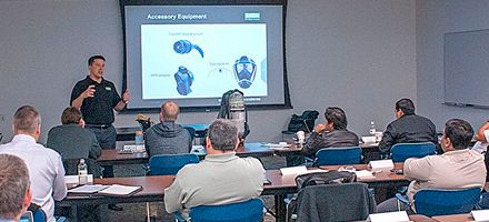 Earn CEUs for MSA Safety Courses