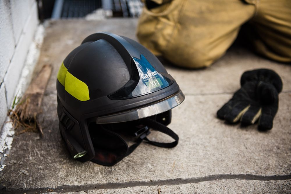 MSA Cairns XF1 Fire Helmet | MSA - The Safety Company | United States