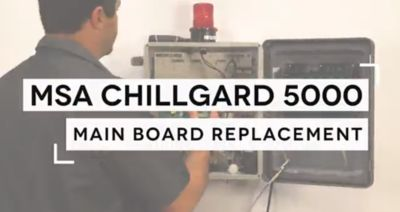Chillgard5000 Main Board Replacement Video