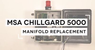 Chillgard5000 Manifold Replacement Video