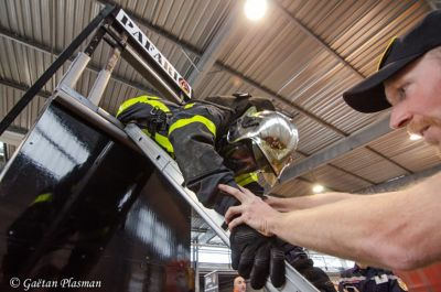 PAFARI confined space experience